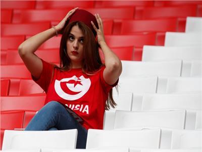 روسيا 2018 | «جميلات تونس» تزين ملعب سبارتاك .. صور