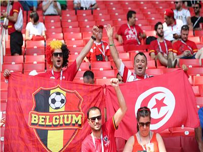روسيا 2018| بث مباشر.. مباراة تونس وبلجيكا في كأس العالم