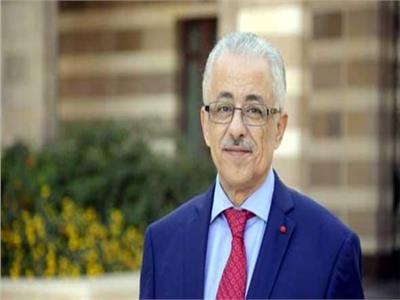 صور| وزير التعليم يعتمد جدول امتحان الدور الثاني للثانوية العامة 2018