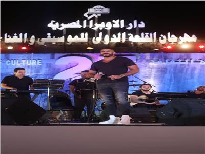 خالد سليم يُشعل مهرجان القلعة