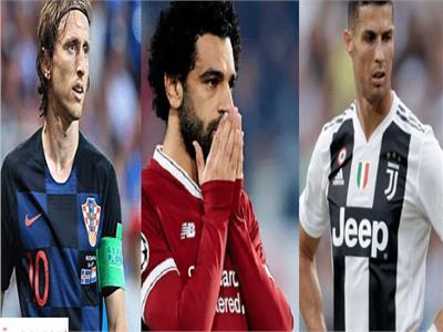 «هاشتاج» لدعم محمد صلاح في جائزة أفضل لاعب في العالم