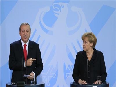 ميركل تبحث الشأن السوري مع أردوغان خلال زيارته ألمانيا الأسبوع المقبل