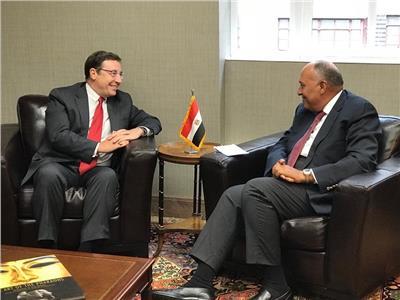 مدير البرنامج الإنمائي للأمم المتحدةيشيد بتنفيذ مصر لرؤية 2030