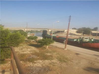 النقل النهري:ً جاهزية «هويس فم النوبارية» لزيادة المنقول من السلع الإستراتيجية
