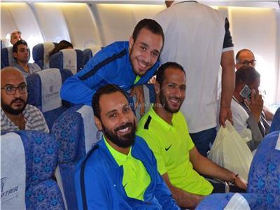 راحة قصيرة للاعبي الزمالك في الكويت