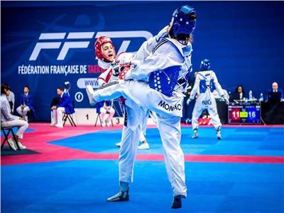 هداية ملاك تحرز بطولة فرنسا المفتوحة للتايكوندو وتقترب من طوكيو