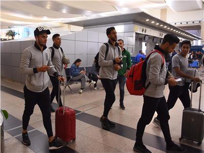 بعثة الأهلي تطير إلى الإمارات لمواجهة الوصل