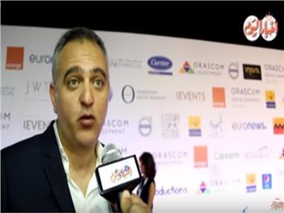 محمد حفظي يكشف تفاصيل عن الفيلم «البريطاني المصري»