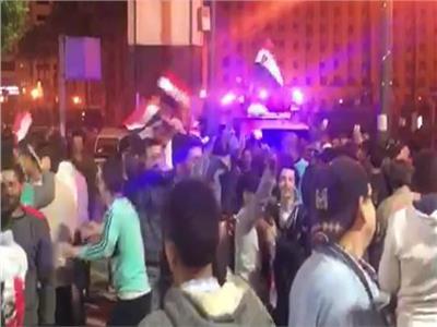 فيديو  الميادين تحتفل بنتيجة الاستفتاء على التعديلات الدستورية
