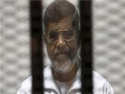النائب العام يأمر بالتحفظ على كاميرات مراقبة قاعة محاكمة مرسي