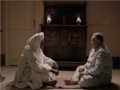 فيديو| إبرهيم فرح والفخراني .. وجبة فنية دسمة انتهت برائعة الحلاج