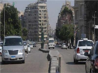الحالة المرورية.. سيولة وانتظام حركة السيارات في القاهرة والجيزة