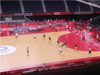رسميًا.. فراعنة اليد يتأهلون لربع نهائي أولمبياد طوكيو