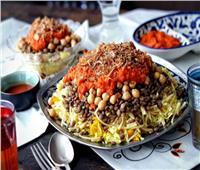 حكايات| أبو «دقة» جنان.. «الكشري» أكلة ليست مصرية