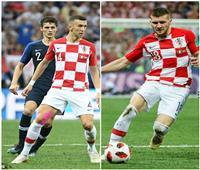 مكاسب كرواتيا .. مورينيو يخطط للفوز بخدمات «بيريسيتش وريبيتش»