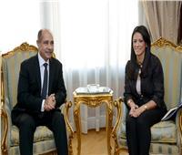 «المصري» و«المشاط» يبحثان سبل التعاون للنهوض بالسياحة والطيران