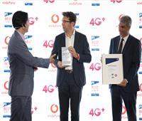 فودافون تحصل على شهادة «أفضل شبكة محمول بمصر» وتطلق خدمات الـ4G بلس