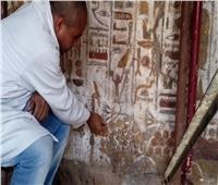 «الآثار» تنتهي من ترميم صالات وغرف معبد الأقصر