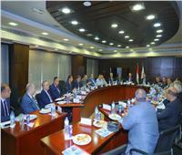 المجلس الأعلى للموانئ يبحث آليات رفع الاداءوزيادة قدرتها التنافسية
