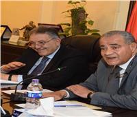 وزير التموين يلتقي أصحاب السلاسل التجارية لبحث سُبل تنفيذ الشراكة