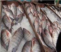 نرصد «أسعار الأسماك» في سوق العبور اليوم