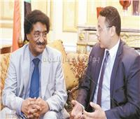 حوار| سفير السودان بالقاهرة: العلاقات بين القاهرة والخرطوم لها خصوصية لا تخطئها العين