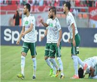 المصري يعود بتعادل ثمين من المغرب أمام نهضة بركان