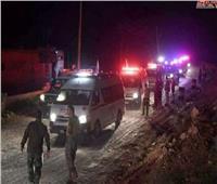 سوريا: الانتهاء من إجلاء جميع المدنيين من بلدتي كفريا والفوعة بريف إدلب