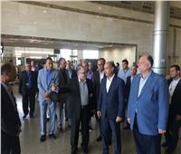 صور| وزير الطيران يتفقد مطار سوهاج الدولي