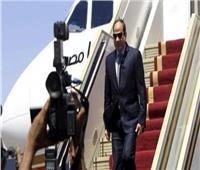عاجل| السيسي يصل السودان في زيارة تستغرق يومين