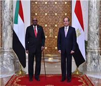 السيسي: السودان يحظى بمكانة خاصة لدى الشعب المصري
