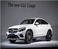 بالصور.. تفاصيل سيارتان مرسيدس GLC SUV و GLC Coupe فى مصر