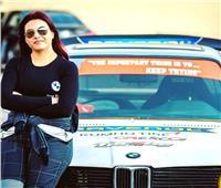 حكايات| إيرين يوسف.. مصرية اقتحمت «تراك» سباق السيارات