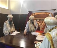البابا تواضروس يدشن كنيسة السيدة العذراء والشهيد مارمينا بساركيوس نيويورك