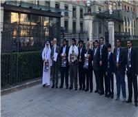 قطريون ينظمون وقفة احتجاجية بجنيف للمطالبة بمحاسبة «نظام تميم»