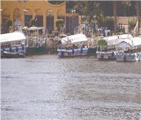 لقطة اليوم| مواقف التاكسي النهري تحت سيطرة «المراكبية»