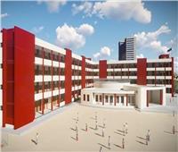 الرئيس السيسي يفتتح 3 مدارس مصرية يابانية بالجيزة