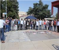 فشل محاولة إخوانية لإفساد وقفه احتجاجية ضد الإرهاب القطري في جنيف