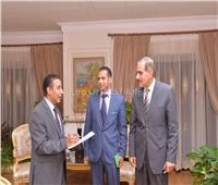 حوار| محافظ أسيوط: مهمتي إعادة بناء الإنسان المصري وفقاً لبرنامج الرئيس السيسي