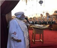 البابا تواضروس: لابد من تخصيص وقت للخدمة في الكنيسة