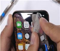 فيديو| «iPhone XS Max» يخضع لاختبار المتانة