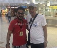 أيمن حافظ يصل الكويت لإنهاء كافة ترتيبات مباراة القادسية