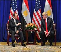 في القمة «المصرية الأمريكية»: السيسي يؤكد عمق واستراتيجية العلاقات الثنائية