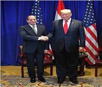 بسام راضي: ترامب أكد لـ«السيسي» رغبة الولايات المتحدة في زيادة التبادل التجاري