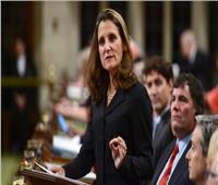 وزيرة خارجية كندا تأمل في لقاء نظيرها السعودي لبحث الخلاف الدبلوماسي