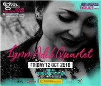 السورية لين أديب مفاجأة مهرجان القاهرة الدولي للجاز