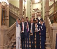"""""""تنشيط السياحة"""" تبحث تعزيز التعاون المشترك مع الهند"""