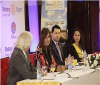 محافظ المنطقة الروتارية يعلن دعم مبادرة «مصر المنصورة»