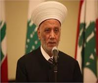 مفتي لبنان بـ«مؤتمر الإفتاء»: تجديد الفتوى أمر ضروري