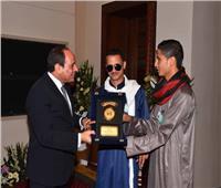 بطل سيناء الذي فقد عينيه: وجدت حفاوة من السيسي خلال تكريمي
